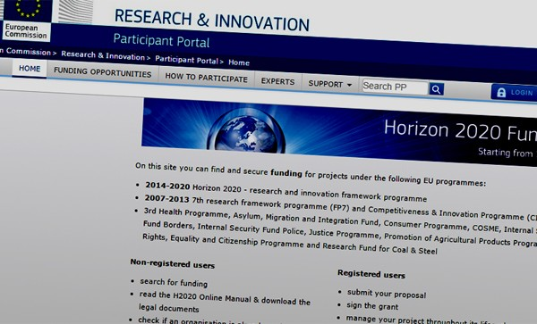 Horizon 2020: Supports open science competitiveness