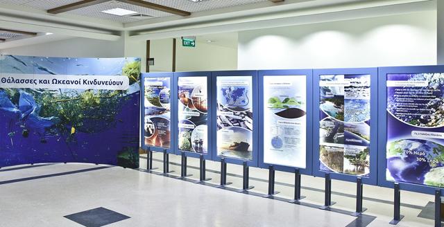 Helmepa & Lloyd's Register public awareness campaign's, next stop to Poros