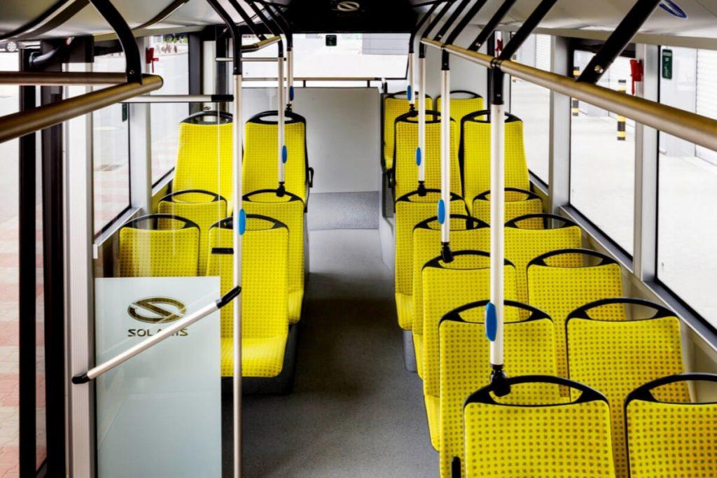 Ηλεκτροκίνητα λεωφορεία  στους δρόμους της Αθήνας