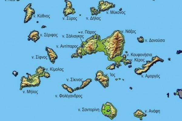 Απειλή-εφιάλτης για τα ελληνικά νησιά από την κλιματική αλλαγή.
